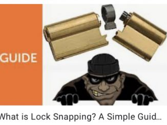 What Is A Snapping Lock?